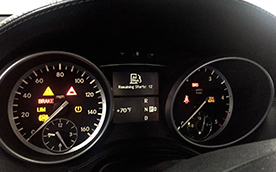 Mercedes AdBlue OFF